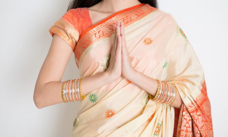 Photo of Texture of a Sari – A poem from Bangladesh
